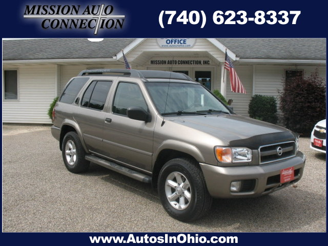 2004 NISSAN Pathfinder SE 4WD in Coshocton, OH