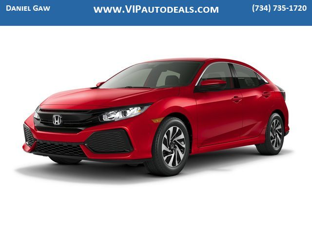 2018 Honda Civic LX - Photo 1
