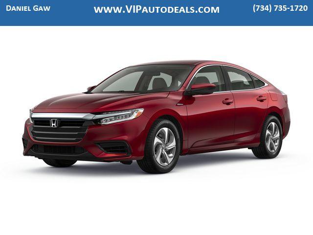 2019 Honda Insight LX for sale in Monroe, MI