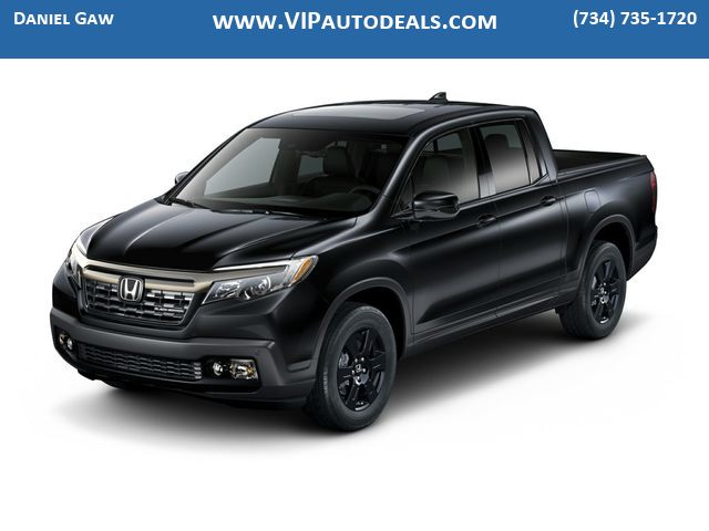 2019 Honda Ridgeline Black Edition for sale in Monroe, MI