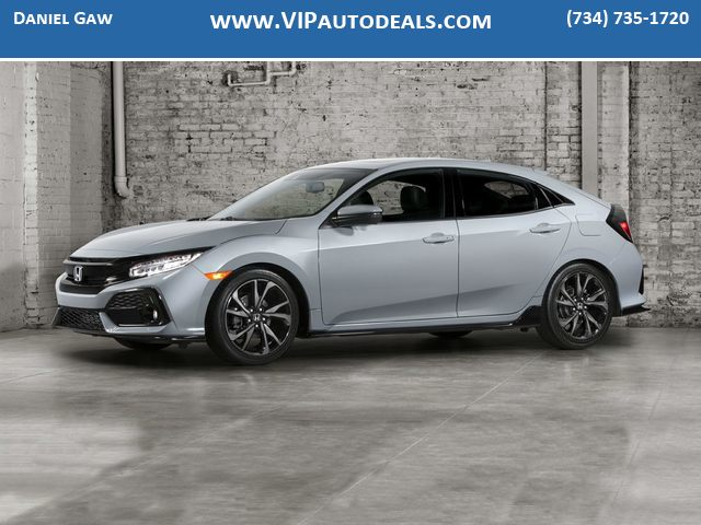 2019 Honda Civic EX for sale in Monroe, MI