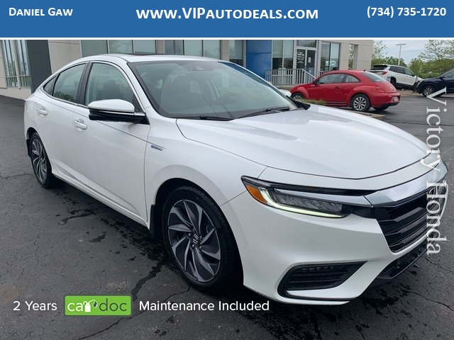 2019 Honda Insight Touring for sale in Monroe, MI