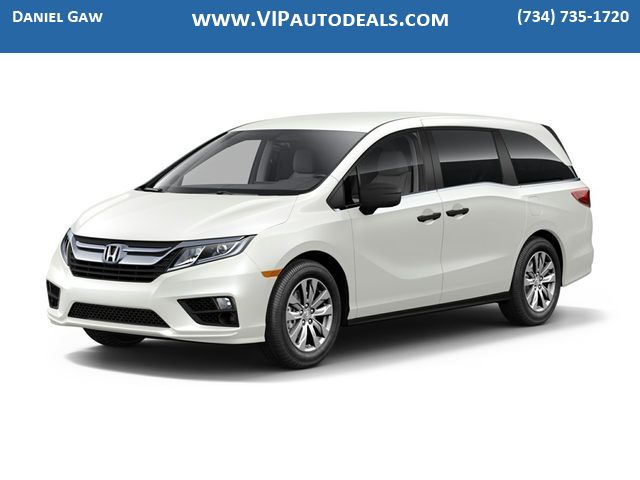 2019 Honda Odyssey LX for sale in Monroe, MI