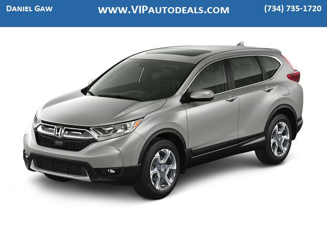 2019 Honda CR-V EX-L for sale in Monroe, MI