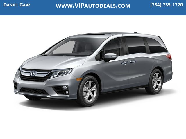 2019 Honda Odyssey EX-L for sale in Monroe, MI