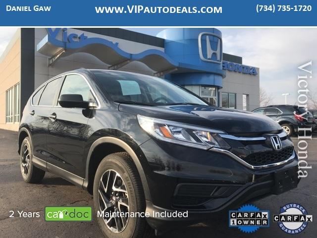 2016 Honda CR-V SE for sale in Monroe, MI