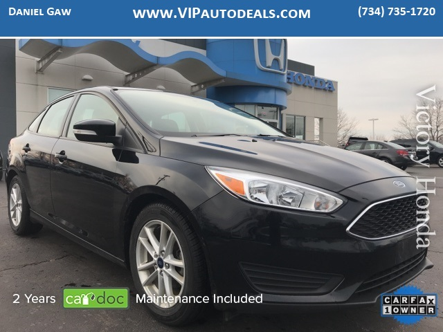 2017 Ford Focus SE for sale in Monroe, MI