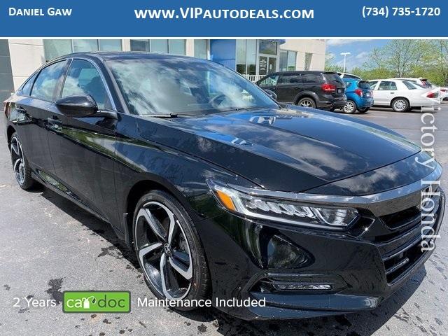 2019 Honda Accord Sport 2.0T for sale in Monroe, MI