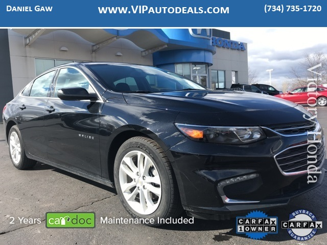 2016 Chevrolet Malibu LT for sale in Monroe, MI