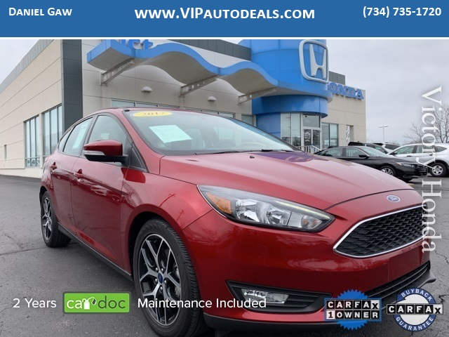 2017 Ford Focus SEL for sale in Monroe, MI