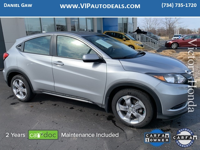 2017 Honda HR-V LX for sale in Monroe, MI