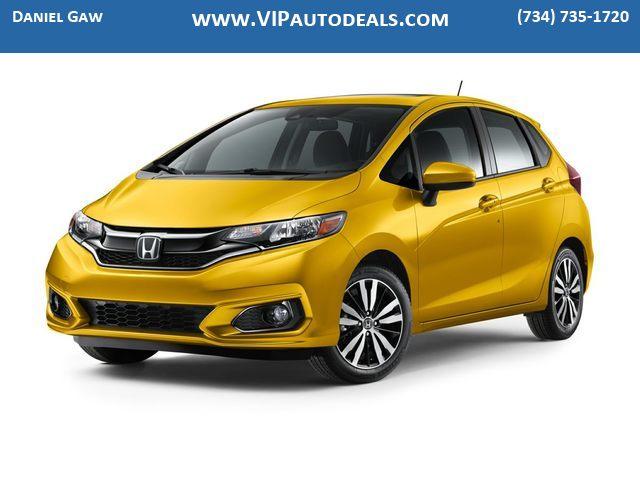 2019 Honda Fit EX for sale in Monroe, MI