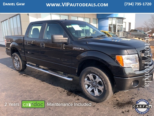 2014 Ford F-150 STX for sale in Monroe, MI