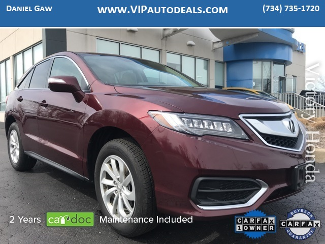 2016 Acura RDX Base for sale in Monroe, MI