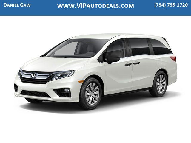 2019 Honda Odyssey LX for sale in Monroe, MI
