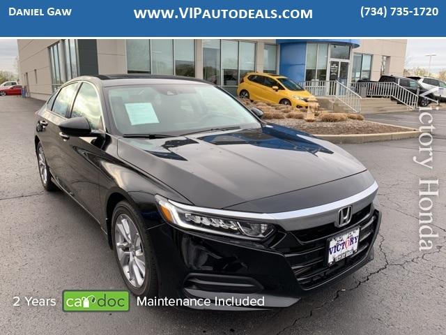 2018 Honda Accord LX for sale in Monroe, MI