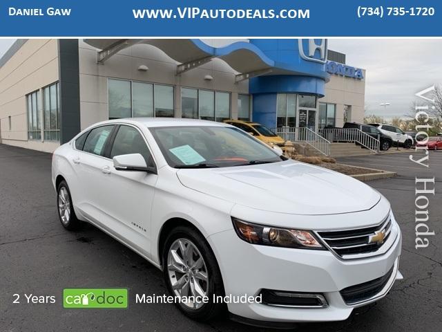 2018 Chevrolet Impala LT for sale in Monroe, MI