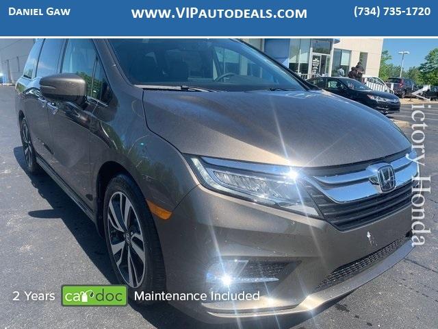 2019 Honda Odyssey Elite for sale in Monroe, MI