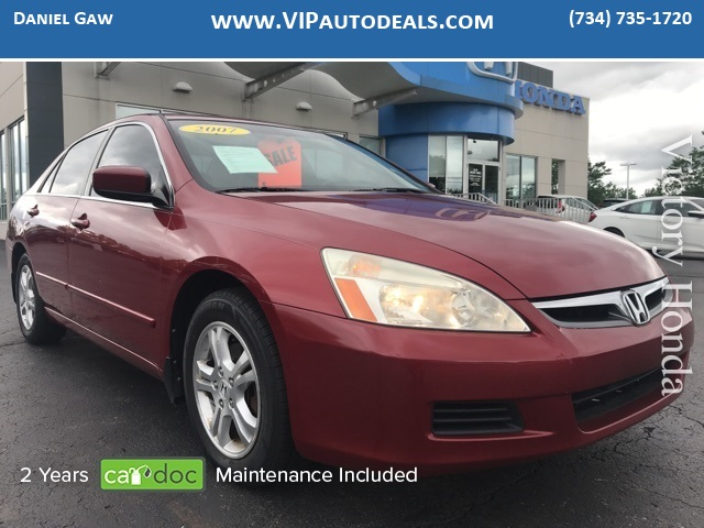 2007 Honda Accord EX-L