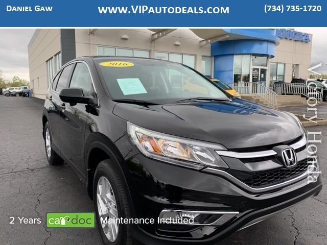 2016 Honda CR-V EX for sale in Monroe, MI