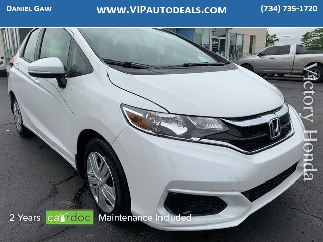 2019 Honda Fit LX for sale in Monroe, MI