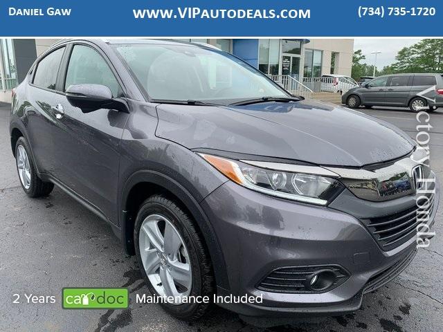 2019 Honda HR-V EX for sale in Monroe, MI