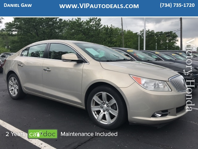 2010 Buick LaCrosse CXL for sale in Monroe, MI