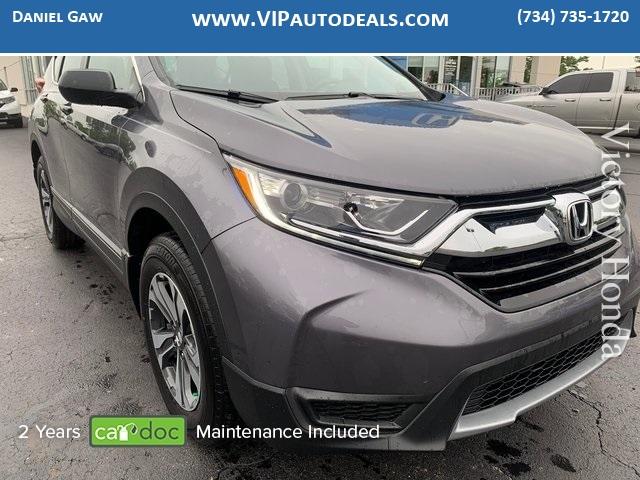 2019 Honda CR-V LX for sale in Monroe, MI