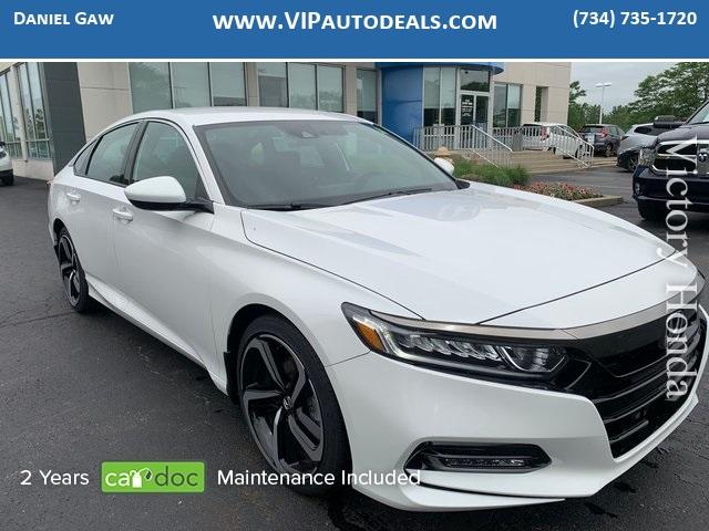 2019 Honda Accord Sport for sale in Monroe, MI