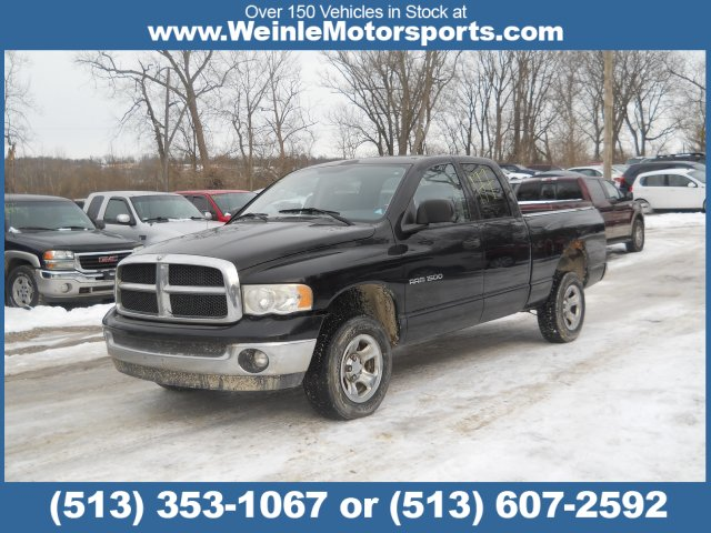 2003 DODGE Ram 1500 SLT 4WD for sale in Cleves, OH